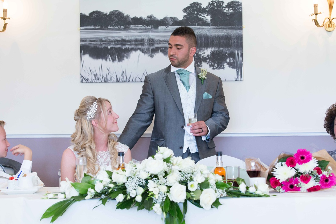 Wedding photography by orton photography newcastle staffordshire