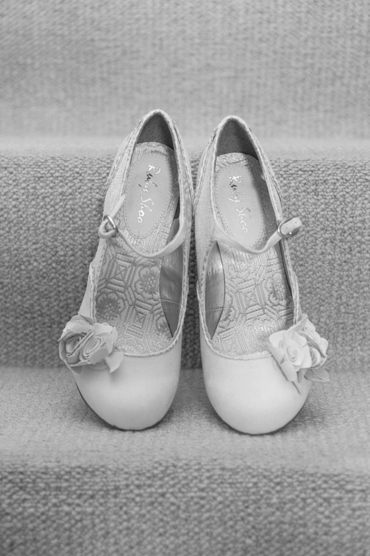 wedding shoes orton bespoke wedding photography