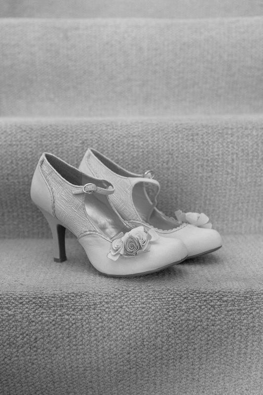The shoes staffordshire wedding photography
